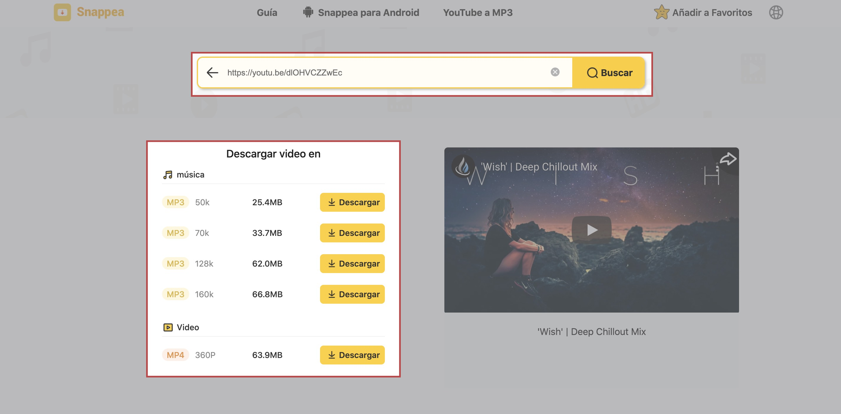 convertidor online de video a audio