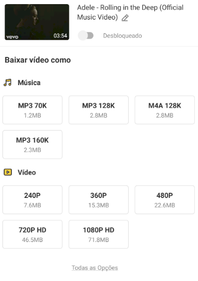 download youtube musica mp3